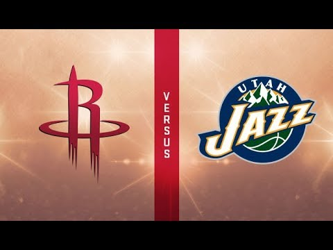 NBA 1997 WCF G4 Jazz vs. Rockets
