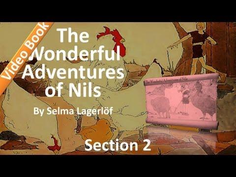 02 - The Wonderful Adventures of Nils by Selma Lagerlöf - Akka from Kebnekaise
