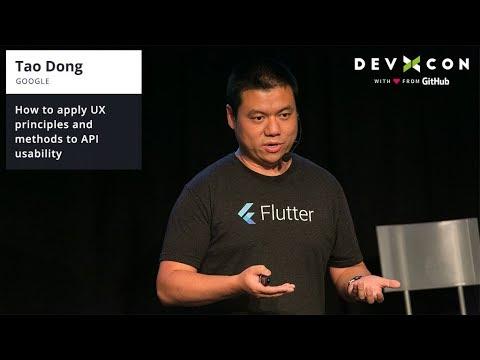 How to apply UX principles and methods to API usability - DevRel net
