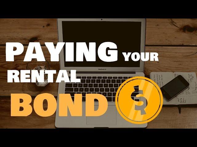 Paying Your Rental Bond
