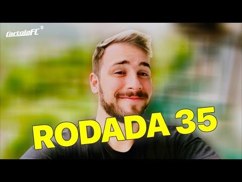 🎩 DICAS DO CARTOLA - RODADA #35