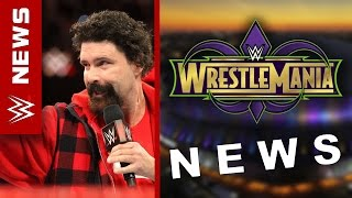 Mick Foley Being Replaced?! WrestleMania 34 News & More! - WWE News Ep. 93