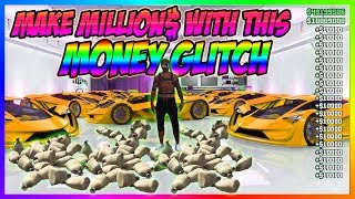 Unlimited Solo - GTA 5 Money Glitch *Over $1Million Every 90 Seconds* GTA 5 Online 1.48