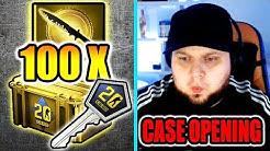100 x CS20 CASE OPENING ! - AUSRASTEN !!! - CS:GO Case Opening