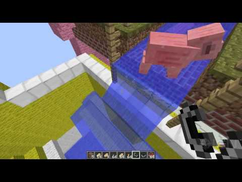 Minecraft: Automatic Pooping Butt