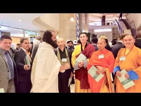 Photo Slide - Swami Hari Chaitanya Puri Ji Maharaj - Seoul (Korea)