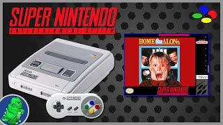 Home Alone: Kevin - Allein zu Haus [EU] | SNES | Real Hardware | Gameplay