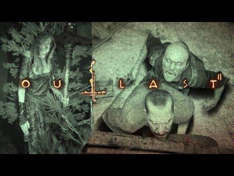 TROLLING Outlast 2 - Genesis Glitches