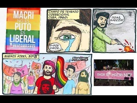 Debate en Madrid: El TOTALITARISMO de la izquierda y del lobby GAY.