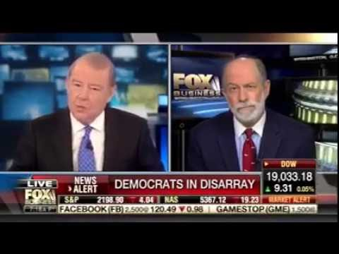 Frank Gaffney on Fox Business to discuss Rep. Keith Ellison and his ties to the Muslim Brotherhood