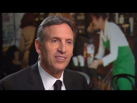 Starbucks CEO: China is a gold rush