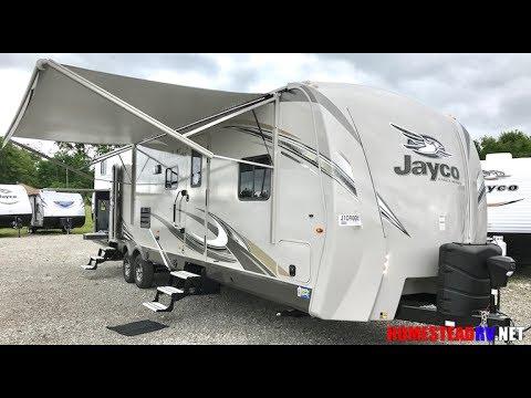 2018 Jayco 314bhds Eagle Ht Bunkhouse Travel Trailer Camper Rv Ohio Dealer Www Homesteadrv Net