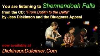 Learn SHENANDOAH FALLS on Hammered Dulcimer