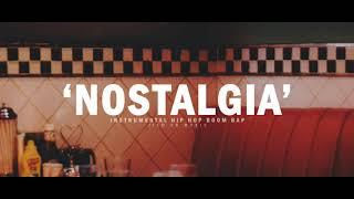 "BOOM BAP BEAT RAP INSTRUMENTAL HIP HOP - ""NOSTALGIA"""