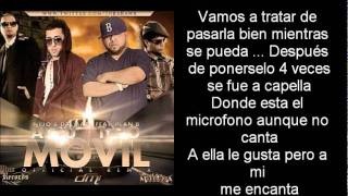 Automovil - Ñejo y Dalmata Ft Plan B (Oficial Remix) Letra