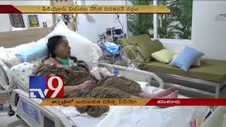 Dhinakaran camp releases video of Jayalalithaa in hospital -  TV9 NOW