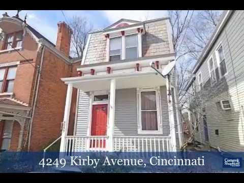 4249 Kirby Ave, Cincinnati, Ohio