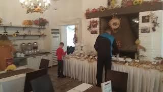 Обед семья Беляковых в загородном клубе #Ильдорф.