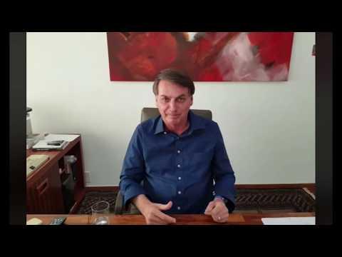 Diagnosticado com covid-19, Bolsonaro mantém campanha pró-cloroquina
