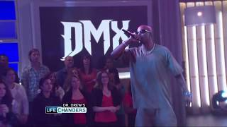 DMX Performs Keep Your Head Up