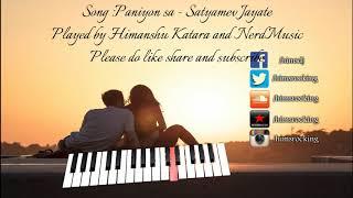 Paniyon sa instrumental Version 2 (Satyamev Jayate) | Himanshu Katara &  NerdMusic |
