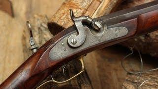 Shooting an original Civil War Sniper / Sharpshooter rifle to 200 yards