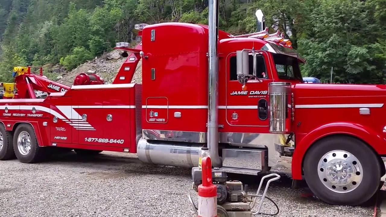 Highway Thru Hell Jamie Davis Motortrucks Truck Hr126