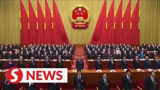 China's parliament looks to Hong Kong, defence spending