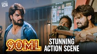 90ML Movie Stunning Action Scene | Kartikeya | Neha Solanki | Sekhar Reddy | Kartikeya CreativeWorks