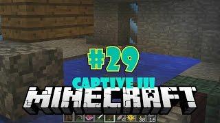 MINECRAFT CAPTIVE III #29 - Weiter Angeln & Kanalplanung