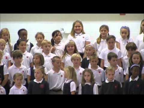 Salisbury Academy 10-16-2015 Grandpersons' Day Show