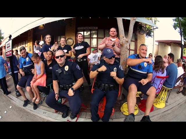 Roanoke, Texas Police Department Lip Sync Challenge