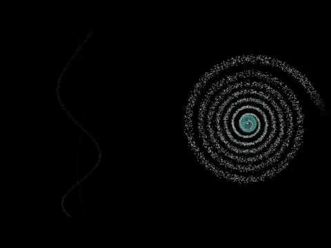 Norway Cloud Spiral - Simulation of possible explanation
