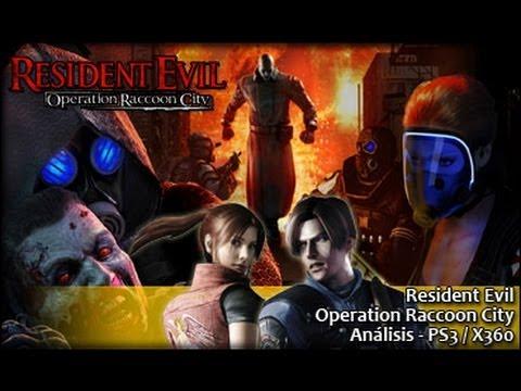 Resident Evil Operation Raccoon City [Análisis]