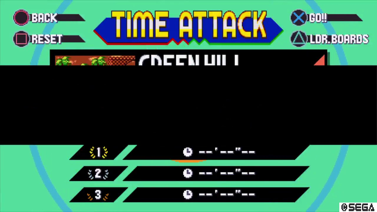 Sonic Mania Plus PS4 Encore Leaderboards (Sonic) - YouTube   1280 x 720 jpeg 90kB