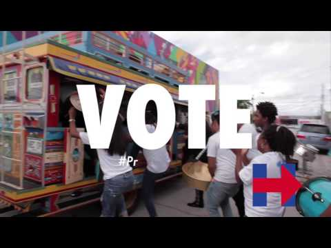 Caribbean Americans for Hillary #ProjectPastelito