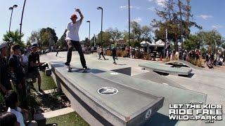 Stop #12 Volcom Stone's Wild In The Parks Fremont Skatepark, CA 2014