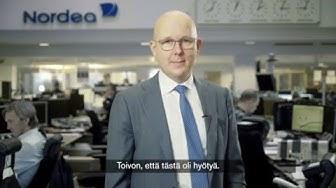 Valuuttaennusteet vain yhdellä klikkauksella -Nordea Markets