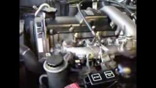 Мотор Хайлюкс 3.0 турбо дизель / сайт 1KZ-Т