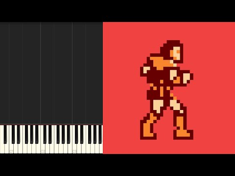 Castlevania | Game Over [NES] Synthesia