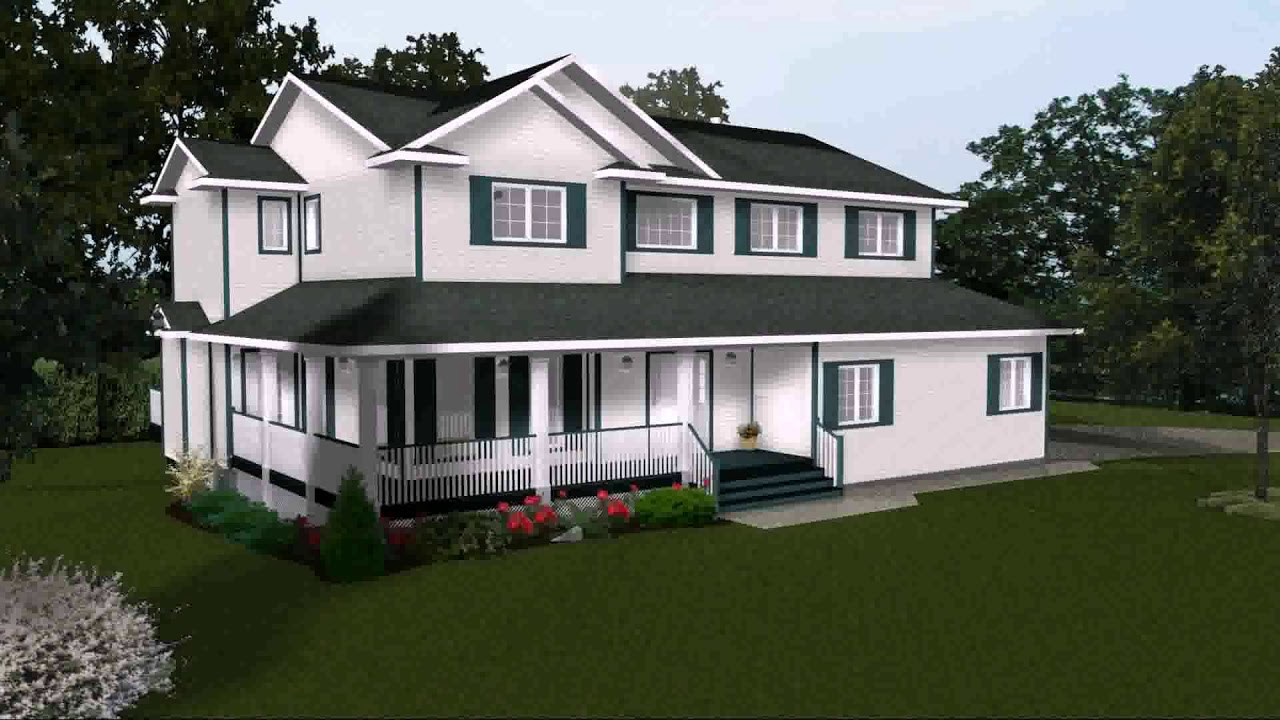 Modern House Design Corner Lot YouTube