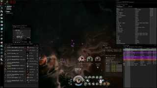 EVE Online - Wormhole Brawl - W-Space Combat 1080p HD