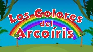 Los colores del Arcoíris - Videos Aprende