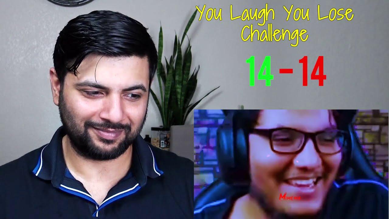YOU LAUGH YOU LAME #400 | ft MIMEMA