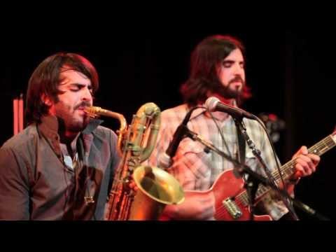 The Budos Band - Unbroken, Unshaven (Live on KEXP)