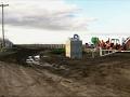 Crews work to fix levee before next Calif. storm