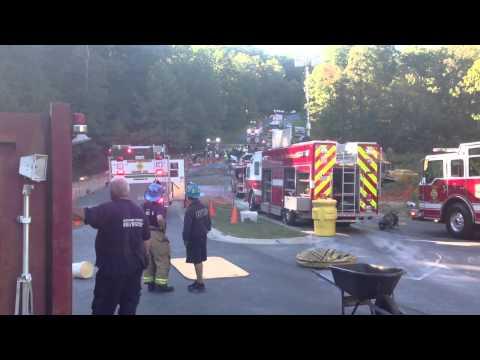 Assistant Fire Chief Scott Graham Explains September 24 Trench Rescue