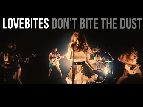 LOVEBITES - Don't Bite The Dust [MUSIC VIDEO (with English lyric subtitles)]