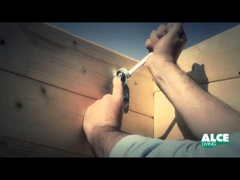 Costruzione box in legno