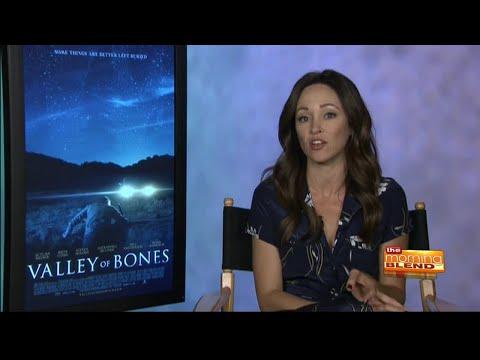 Autumn Reeser talks about her new thriller movie, Valley of Bones